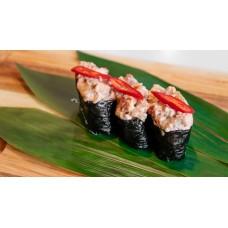 Суши острые с угрем 3 шт.