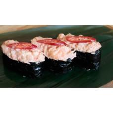 Суши острые с креветками 3 шт.